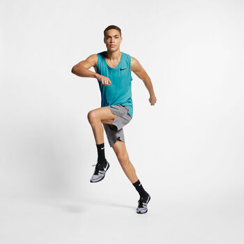 Nike Breathe Hyperdry shirt Heren Blauw