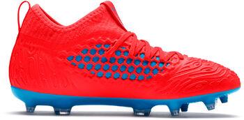 Puma Future 19.3 Netfit FG/AG voetbalschoenen Rood