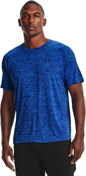 Under Armour Tech shirt Heren Blauw