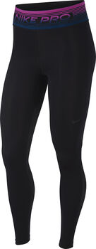 Nike Pro Printed tight Dames Zwart