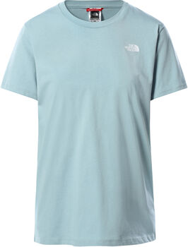 The North Face Campay shirt Dames Blauw