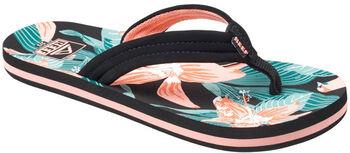 Reef Ahi kids slippers Meisjes Blauw