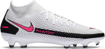 Nike Phantom GT Academy Dynamic Fit FG/MG voetbaldschoenen Wit
