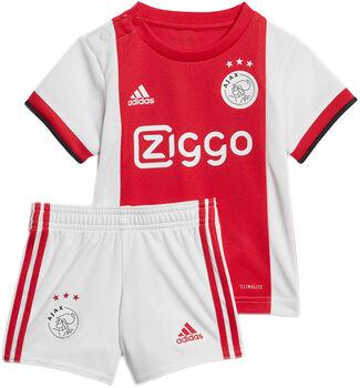 ADIDAS Ajax Home Baby Kit Jongens Rood