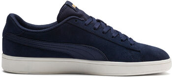 Puma Smash V2 sneakers Heren Blauw