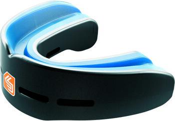 Shockdoctor Nano Double gebitsbeschermer Zwart