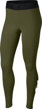 Nike Sportswear Leg-A-See legging Dames Groen