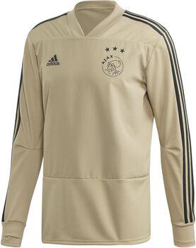 Adidas Ajax Away trainingsshirt 2018/2019 Heren Blauw