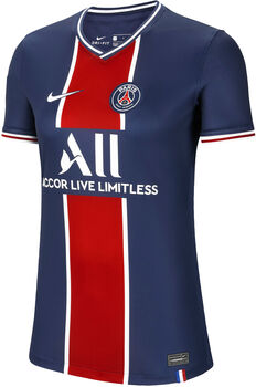 Nike Paris Saint-Germain Stadion 2020/21 Thuisshirt dames Blauw