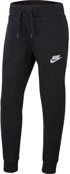 Nike Sportswear PE broek Meisjes Zwart