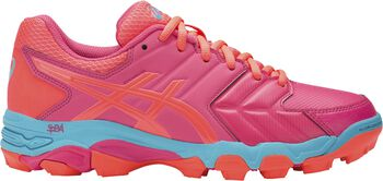 Asics GEL-Blackheath 6 hockeyschoenen Dames Rood