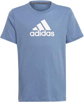 adidas Logo T-shirt Blauw