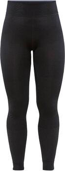 Craft Fuseknit Comfort broek Dames Zwart