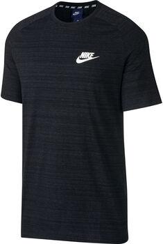 Nike Sportswear Advance 15 shirt Heren Zwart