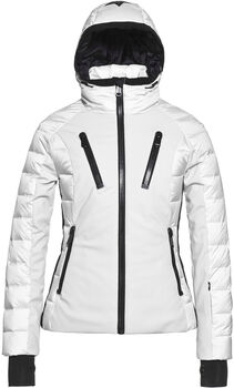 Goldbergh Fosfor ski-jack Dames Wit