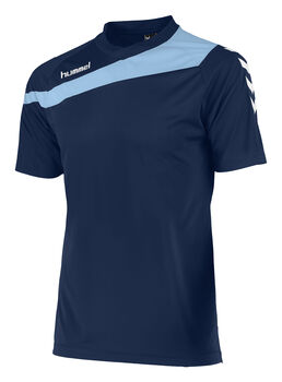 Hummel Elite T-shirt Heren Blauw