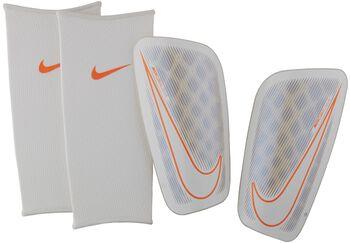 Nike Mercurial Flylite scheenbeschermers Heren Wit