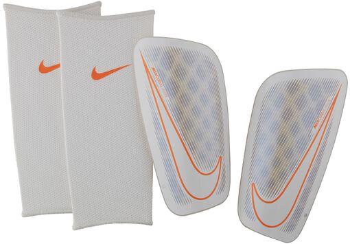 Nike - Mercurial Flylite scheenbeschermers - Heren - Scheenbeschermers - Wit - L