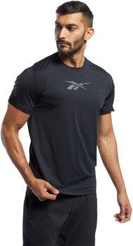 Reebok ACTIVCHILL Move shirt Heren Zwart
