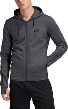 adidas Designed to Move Motion Hooded Trainingsjack Heren Wit