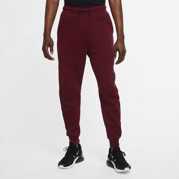 Nike Sportswear Tech Fleece joggingsbroek Heren Rood