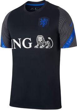 Nike Nederland 2020 Strike shirt Heren Zwart
