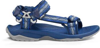 Teva Terra Fi Lite sandalen Heren Blauw