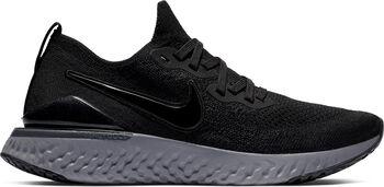 86ebff0a53c Nike Epic React Flyknit 2 hardloopschoenen Dames Zwart