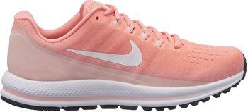 Nike Air Zoom Vomero 13 hardloopschoenen Dames Rood