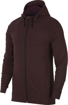 Nike Dry Training Hoodie Heren Rood