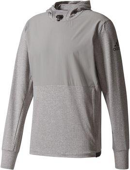 Adidas Pullover Workout hoodie Heren Grijs