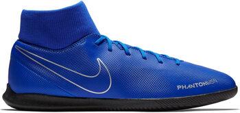 Nike Phantom Vision Club Dynamic Fit zaalvoetbalschoenen Heren Blauw