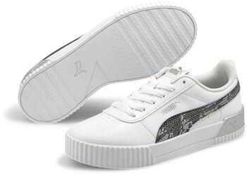 Puma Carina Untamed sneakers Dames Wit
