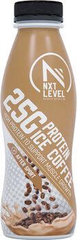NXT Level Proteïne Shake ijskoffie 330 ml Wit
