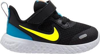 Nike Revolution 5 hardloopschoenen Jongens Zwart