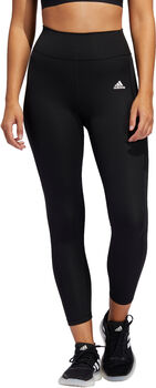 adidas Circuit 3-Stripes 7/8 tight Dames Zwart