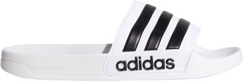 ADIDAS Cloudfoam adilette slippers Heren Wit