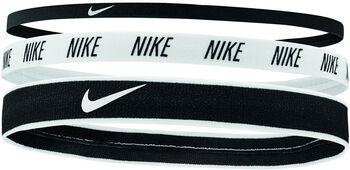 Nike hoofdband 3 stuks Heren Zwart