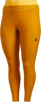 adidas COLD.RDY Alphaskin Lange Legging Dames Geel