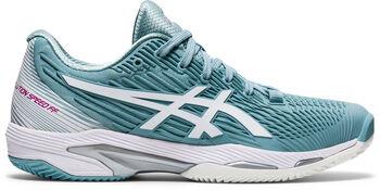 ASICS SOLUTION Speed Ff 2 Clay tennisschoenen Dames Blauw