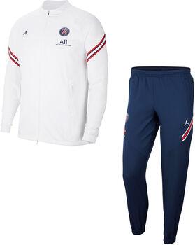 Nike Paris Saint-Germain Strike trainingspak 21/22 Heren Wit