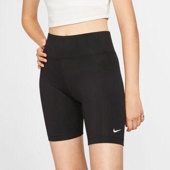 Nike Sportswear Leg-a-See Bike short Dames Zwart