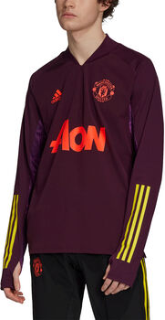 adidas Manchester United Ultimate Trainingsshirt Heren Rood