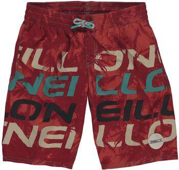 O'Neill Stack jr zwemshort Jongens Rood