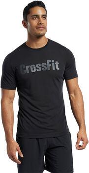 Reebok CrossFit® Read t-shirt Heren Zwart