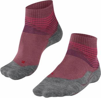 Falke TK5 Short Offset sokken Dames Rood