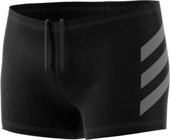 adidas Sports Performance Bold 3-Stripes Zwembroek Heren Zwart