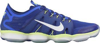 Nike Air Zoom Fit Agility 2 fitnesschoenen Dames Blauw