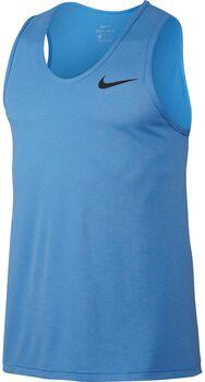 Nike Breathe Training tank Heren Blauw
