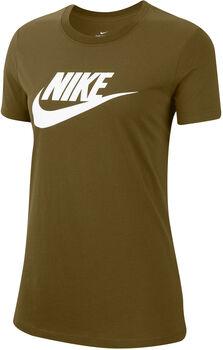 Nike Sportswear Icon Futura shirt Dames Groen